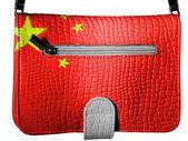 La bandiera cinese — Foto Stock