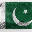 Pakistani flag — Stockfoto #23407854
