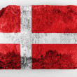Danish flag — Stock Photo #23408204