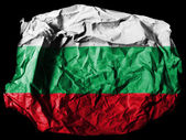 The Bulgarian flag — Photo