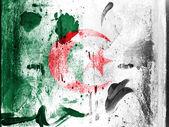 アルジェリアの旗 — ストック写真