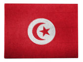 The Tunis flag — Photo