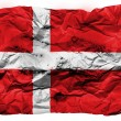 Danish flag — Stock Photo #23411000