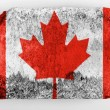 Royalty-Free Stock Photo: The Canadian flag