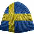 Stock Photo: Swedish flag