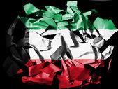 The Kuwaiti flag — Photo