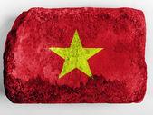 Le drapeau vietnamien — Photo