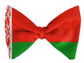 Vlajka běloruska — Stock fotografie