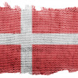 Danish flag — Stock Photo #23421970