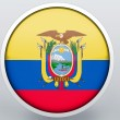 Ecuador flag — Stock Photo #23422130