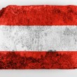 Stock Photo: Austriflag