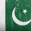 Pakistani flag — Stockfoto #23422648