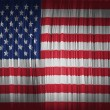 Stock Photo: The USA flag