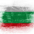 The Bulgarian flag — Stock Photo #23427458