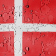 Danish flag — Stock Photo #23428000