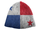 The Panama flag — Foto Stock