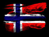The Norwegian flag — Photo