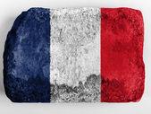 Le drapeau français — Photo
