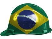The Brazilian flag — Photo