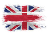 The British flag — Photo
