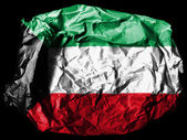 The Kuwaiti flag — Photo