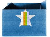 Le drapeau de la somalie — Photo