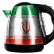 The Iranian flag — Stock Photo #23430056