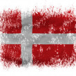 Danish flag — Stock Photo #23431446
