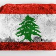 Lebanese flag — Stock Photo #23431890