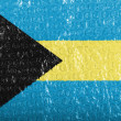 Stock Photo: Bahamas flag