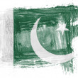Pakistani flag — Stockfoto #23435194