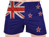 Yeni Zelanda bayrağı — Stok fotoğraf