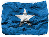 The Somalia flag — Stock Photo
