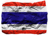 The Thai flag — Foto Stock
