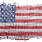The USA flag — Stock Photo #23441568