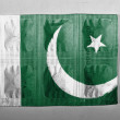 Pakistani flag — 图库照片 #23441670