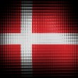 The Danish flag — Stock Photo #23441776