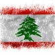 Lebanese flag — Stock Photo #23444080