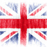Постер, плакат: The British flag