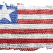 Stock Photo: Liberia. Liberiflag