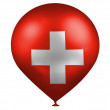 Swiss flag — Stock Photo #23445694