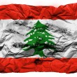 Lebanese flag — Stock Photo #23446394