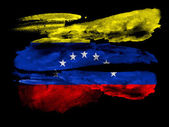 The Venezuelan flag — Photo