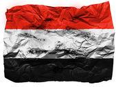 イエメンの旗 — ストック写真
