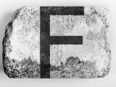 F-Brief — Stockfoto