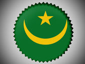 Mauritius flag — Stock Photo