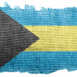 The Bahamas flag — Stock Photo #23451890