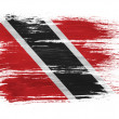 Stock Photo: Trinidad and Tobago flag
