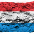Stock Photo: Luxembourg flag