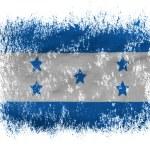 The Honduran flag — Stock Photo #23456064